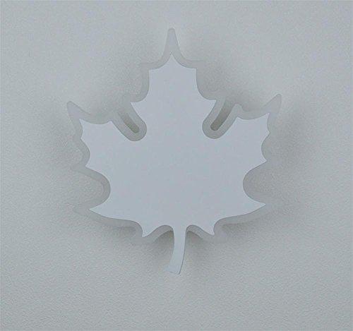 Applique LED Feuilles Forme de la feuille Salon Chambre Garnir tenture Luminaire Moderne Simple 130-265V 6W , white , white light