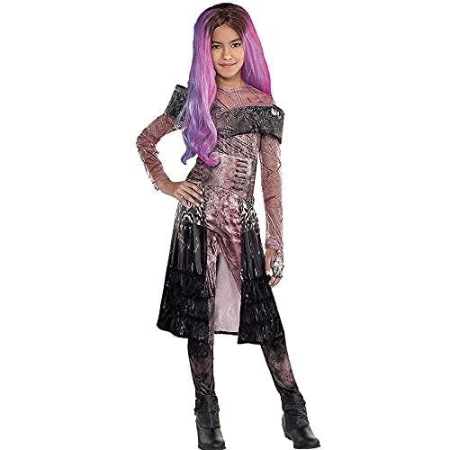 Party City Descendants 3 Audrey Halloween Costume Girls Fancy Popular Classic Deluxe...