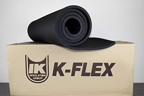 Kaiflex KK 19 mm Selbstklebend/Karton 6qm / Wohnmobil- und Rolladendämmung