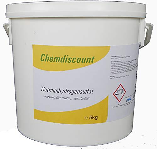 5 kg Natriumbisulfat NaHSO4 Natriumhydrogensulfat