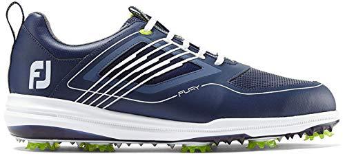 Footjoy Herren Fury Golfschuhe, Blau (Azul Navy/Blanco 51101m), 44 EU