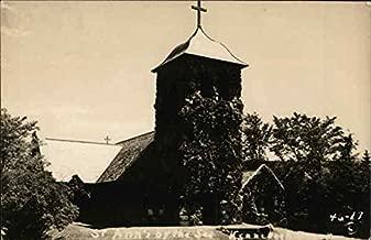 St Ann's by the Sea - Kennebunkport, ME Kennebunkport, Maine Original Vintage Postcard