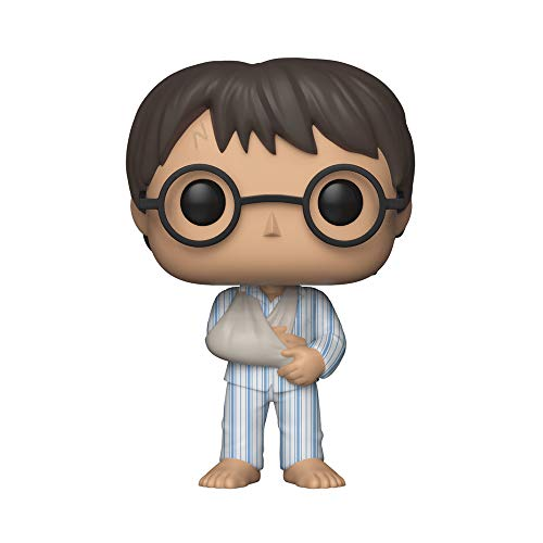 Funko- Pop Vinyl S5: Harry Potter (PJs) Vinilo, Multicolor, Talla unica (34424)