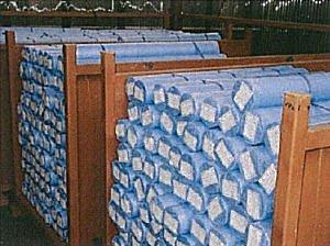 2本入 ブルーシートロール ブルーシート原反 900×100m