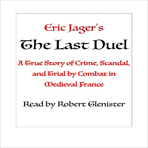 The Last Duel cover art