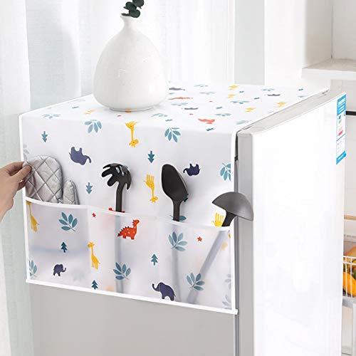 Sivane Hogar Cocina Refrigerador Bolsa de Almacenamiento a Prueba de Polvo Bolsa Colgante Almacenamiento y organización