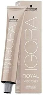 Schwarzkopf Professional Igora Royal Nude Tones 60ml - 8/46 Light Blonde Beige Chocolate 60ml by Schwarzkopf