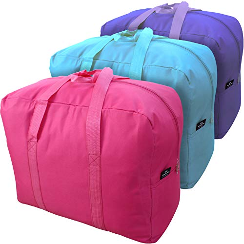 Premium Laundry Bags/Storage Bags for Clothes, Duvet and Bedding Storage, Toy...