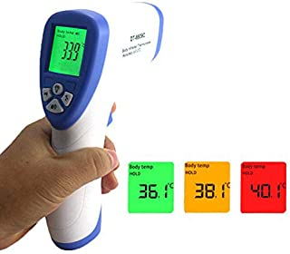 KETOTEK Forehead Thermometer Infrared Baby Ear Thermometer Kid Children Fever Medical Digital Thermometers Gun Food Non-Co...