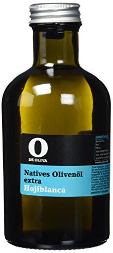 De Oliva Extra Virgin Olive Oil Hojiblanca | reines, spanisches Bio-Olivenöl |500 ml | hervorragend zum verfeinern diverser Speisen