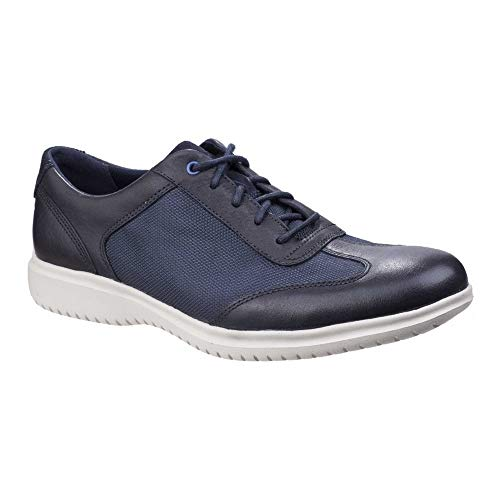 Rockport Mens Dressports II Fast Comfy Leather Lace Up Shoes