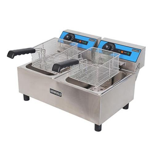Uniworld UEF-102 Commercial Economy Deep b 120V Topics Super sale period limited on TV Fryer Stainless