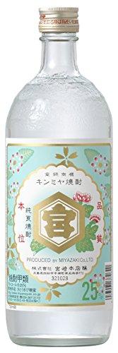 宮崎本店 キッコーミヤ焼酎 [ 焼酎 25度 720ml ]