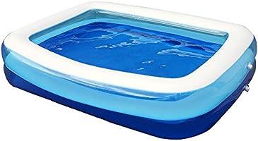 ハック ジャンボファミリープール ブルー 200M