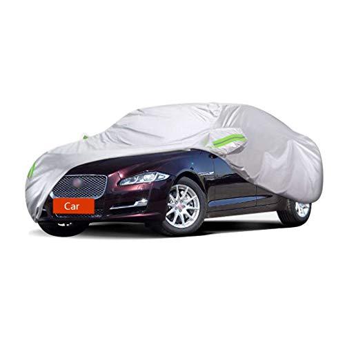 Couverture de voiture Compatible avec Jaguar XJ Car Cover Car Clothing épais Oxford Tissu Sun Protection Rain Cover Car Cloth Car Cover Car Cover (Size : 2019)