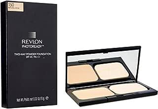 Revlon Photoready Two Way Powder Foundation, Natural Beige, 10.5g