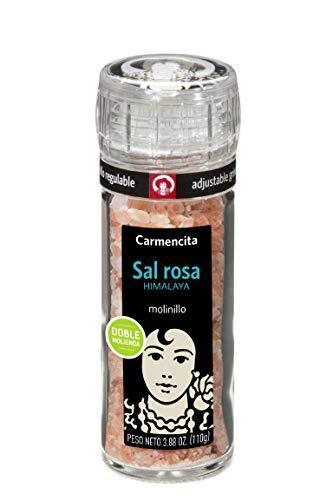 Molinillo sal rosa Himalaya Carmencita, 110 g