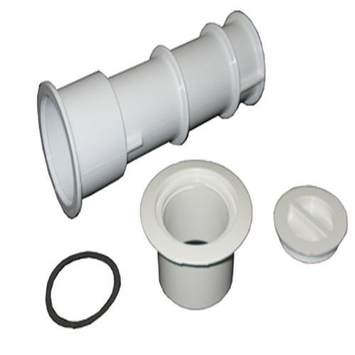 Waterway Plastics 540-6700 Volleyball Pole Holder White