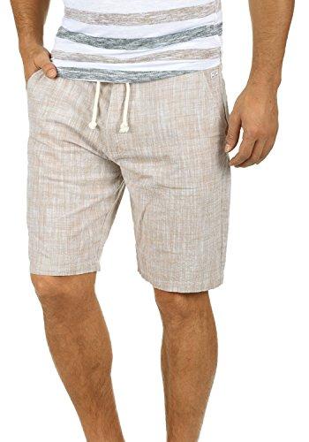 Blend Bones 20703655ME Shorts, Größe:XL, Farbe:Sand Brown (75107)