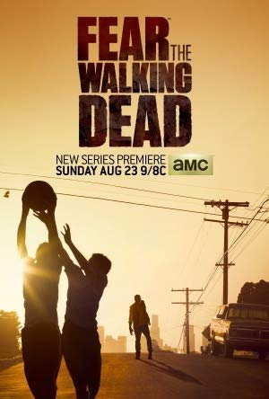 Fear The Walking Dead - US TV Series Wall Poster Print - A4 Size Plakat Größe