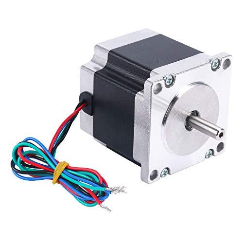 Step Motor Controller Stepper Motor DC 24V, 4 Leads 2.2' Long, 4 Channels, Single Shaft 3D Printer Parts
