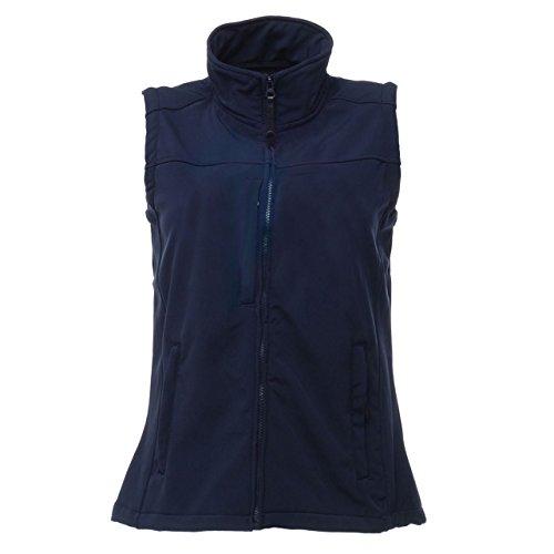 Regatta Flux Bodywarm Outdoot Gilet Femme, Bleu (Marine Marine/Marine), 16 (Taille Fabricant : 16)