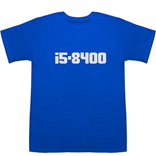 i5-8400 T-shirts ブルー L【core i5 8400 マザーボード】【i5 8400 再入荷】