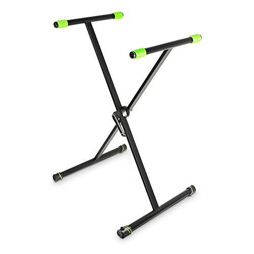 Gravity グラビティ X型キーボードスタンド Keyboard Stand X-Form single GKSX1