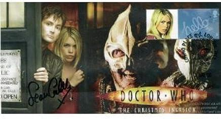 Doctor Who The Christmas Invasion.Amazon Com Doctor Who Stamp Cover The Christmas Invasion