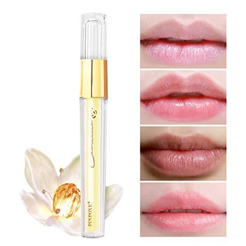 Balsamo labbra, Lip Balm, Lip Balsamo Gloss, Lipstick, Lip Rossetto Lunga Durata, Matita per la cura delle labbra, Lucidalabbra idratante e volumizzante, per labbra...