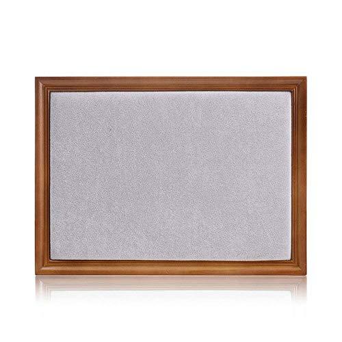 ZXL sieraden display organizer, hout fotolijsten hangende muur oorbellen display sieraden plank halsketting opslagorganisator accessoires opslag en display (kleur: F, grootte: 23,5 * 32 cm)