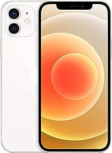 Apple iPhone12 128GB 4 GB RAM Dual Sim, White