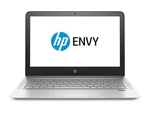 Hp Envy 13-d012nl Portatile, Display QHD IPS WLED 13,3', 3200 x 1800, Processore Intel i7 Core, 8 GB di SDRAM, SSD da 512 GB, Argento