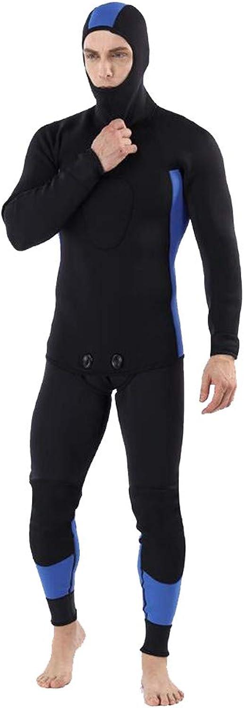 STEAM PANDA 3MM 3MM 3MM männliche Wetsuits Split Tauchanzug Angeln Anzug Neopren + Nylon Tauchen Verschleißfest für Schwimmen Wat B07PJBBCDH  Sehr praktisch eb3cfb