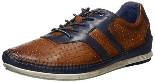 bugatti Herren 321700034040 Sneaker, Braun, 45 EU