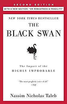 Front cover of Nassim Nicholas Taleb's