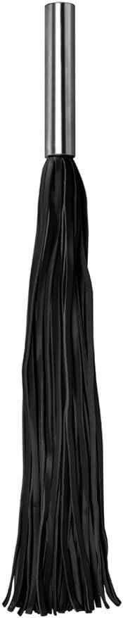 Leather Whip Metal Ranking TOP3 Black Elegant Long