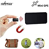 TKSTAR Mini GPS Tracker ,Strong Magnet Anti-thieft Real Time Tracking Device Anti-Lost GPS Locator for Kids /Senior /Personl Travel TK901