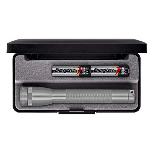 Maglite Mini R6 coffret Gris 14.5 cm