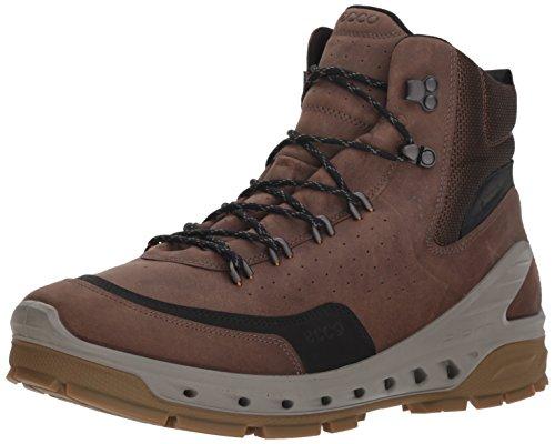 Ecco Biom Venture TR, Zapatos de High Rise Senderismo Hombre, (Espresso Black 51742), 44 EU