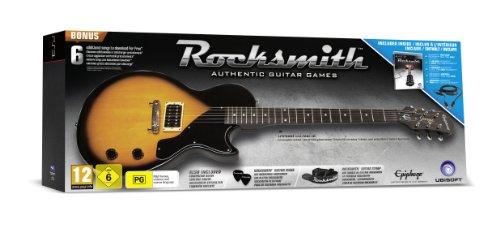 Rocksmith - Gitarren Bundle (Inkl. Kabel) [AT PEGI]