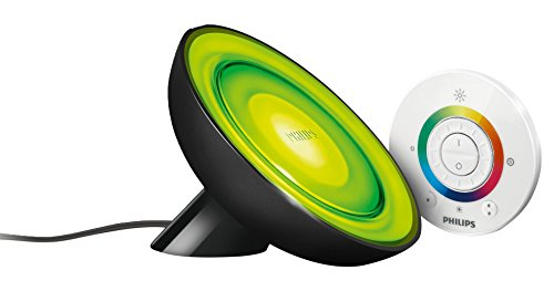 Philips myLiving Colors, 8W, Bloom, zwart, 852271