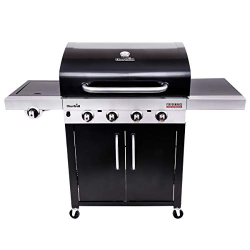 Char-Broil Performance Series™ 440B - 4 Burner Gas Barbecue Grill with TRU-Infrared™ technology,...
