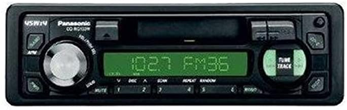 Panasonic CQ-RG133W Casette Player/ Receiver