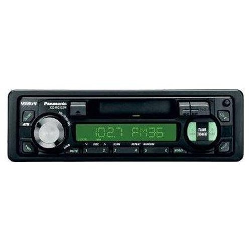 Panasonic CQ-RG133W Casette Player/ Receiver