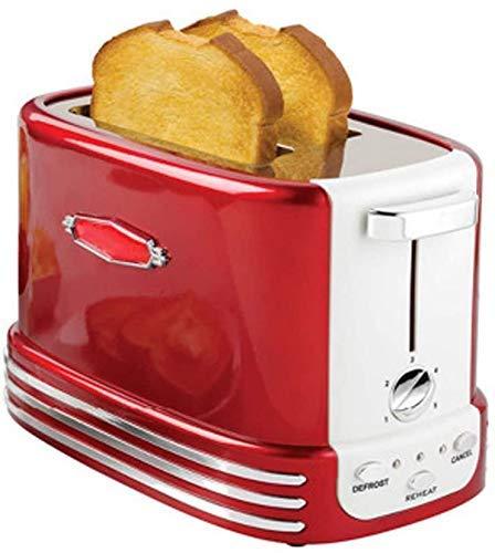 CCJW 2 Slice Toaster Inicio automático Tostadora Máquina for Hornear máquina máquina de Pan kshu