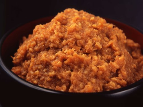 伯方の塩の味噌(バルブ、400g)