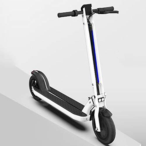 XXFFD Scooter eléctrico - Alquiler de Moto for Adultos - El Truco Scooter - for Adultos y Adolescentes (Color : G)