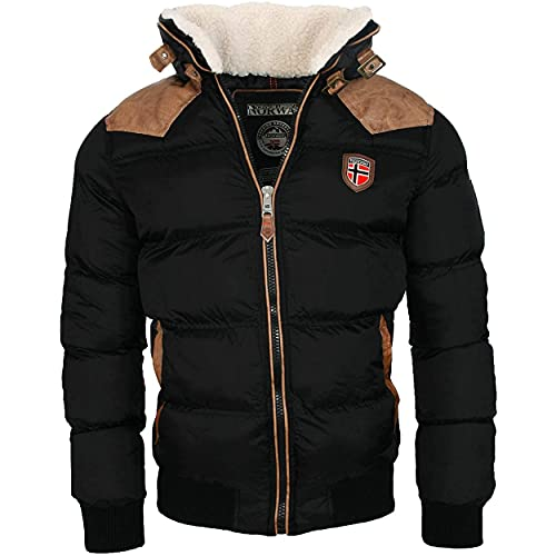 -  Geographical Norway