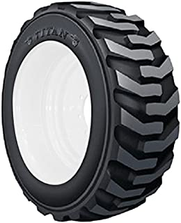Titan HD2000 II Skid Steer Industrial Tire - 10-16.5 D/8-Ply